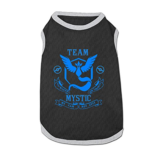 Team Mystic Logo Current Puppy Dog Clothes Sweaters Shirt Hoodie Coats (3ds Pokemon Omega Red compare prices)