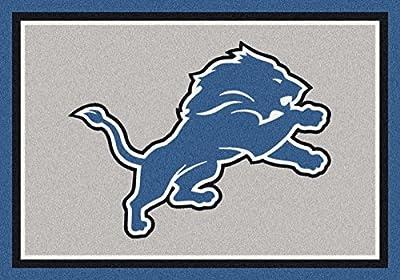 Milliken Detroit Lions NFL Team Spirit Area Rug