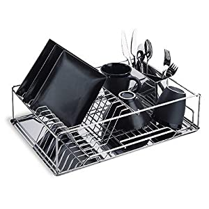 Stainless Steel Dish Rack by Organize It All