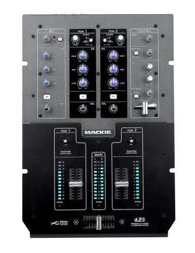 Mackie D.2 Pro 2 Channel Dj Production Console W/ Fw