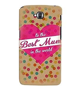 TOUCHNER (TN) Best Mum Back Case Cover for LG GPro Lite::LG G Pro Lite Dual D686