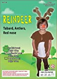 Reindeer Kids Nativity Costume : Age 8 - 9 yrs