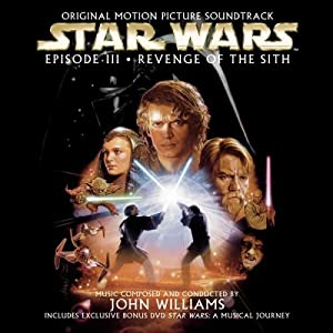 John Williams -  STAR WARS--EPISODE I [THE PHANTOM MENACE]