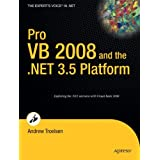 Pro VB 2008 and the .NET 3.5 Platform 3rd Edition (Expert's Voice)by Andrew Troelsen