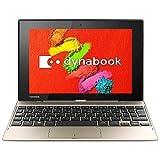 東芝 8.9型ワイドノートPC dynabook N29/TG[Office付き・Win10] (サテンゴールド) PN29TGP-NYA