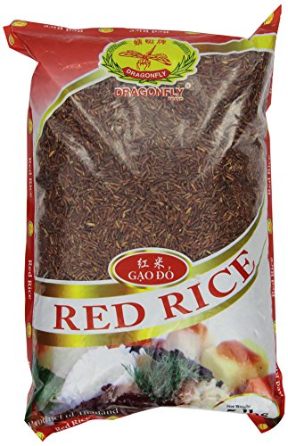 Dragonfly Red Rice, 5-Pound (Dragon Rice compare prices)
