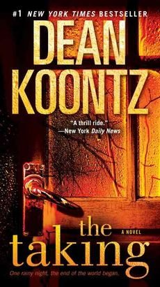 [(The Taking)] [By (author) Dean R Koontz] published on (August, 2010) (Dean Koontz Taking compare prices)