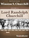 Lord Randolph Churchill Vol. 2 (Winst...