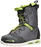 Northwave Men's Decade Superlace Snowboard Boots - Grey, Size 285