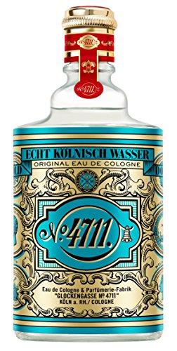 Acqua Colonia 4711 Bottiglia Molanus Eau de Cologne, Unisex, 100 ml