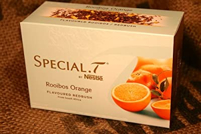 Special.T Rooibos Orange 1 Packung (10 Kapseln) von Nestlé - Gewürze Shop