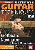 echange, troc Ultimate Guitar - Fretboard Navigator Vol. 1 [Import anglais]