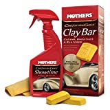 Mothers 07240 California Gold Clay Bar Paint Saving System