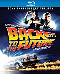 Back to the Future: 25th Anniversary Trilogy [Blu-ray]
