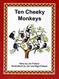 img - for Ten Cheeky Monkeys: Children's Counting Book book / textbook / text book