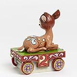 Jim Shore Disney Traditions Bambi Second 2 Birthday Mickeys Birthday Train Series