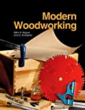 img - for Modern Woodworking book / textbook / text book