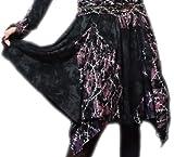 【Deorart ディオラート】DR-1834 Machigerita×Deorart★キャンディアディクト・アシメスカート