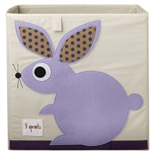 Lowest Price! 3 Sprouts Storage Box, Rabbit