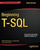 Beginning T-SQL, 3rd Edition Front Cover