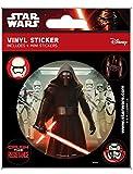 Pyramid Star Wars Episode Vii (Kylo Ren) Vinyl Stickers