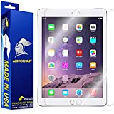 51bX5IsornL. SL160  ArmorSuit MilitaryShield   Apple iPad Air 2 Screen Protector Anti Bubble Ultra HD   Extreme Clarity & Touch Responsive with Lifetime Replacements Warranty