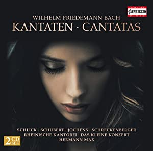 Cantatas by CAPRICCIO