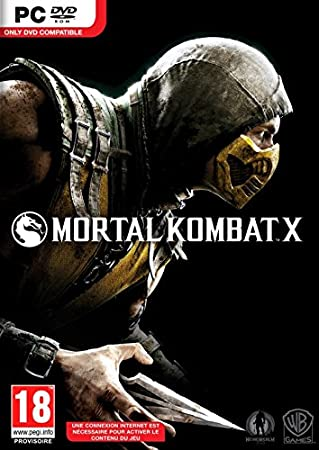 Mortal Kombat X - PC [Online Game Code]
