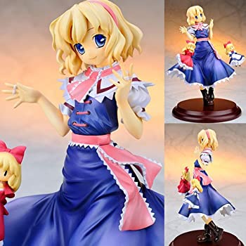 T's system. 東方プロジェクト アリス・マーガトロイド 完成品フィギュア 1/6 PVC製 塗装済み完成品