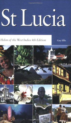 Macmillan Saint Lucia: Helen of the West Indies (Macmillan Caribbean Guides)