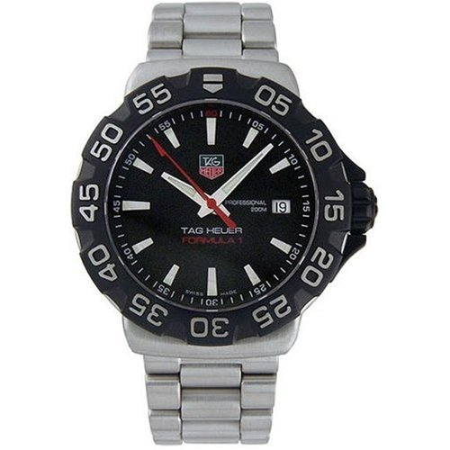 TAG Heuer Men's WAH1110.BA0850 Formula 1 Professional Watch