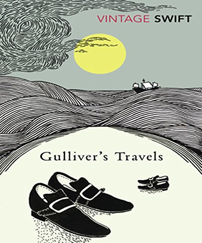 Jonathan Swift - Gulliver's Travels: (illustrated)