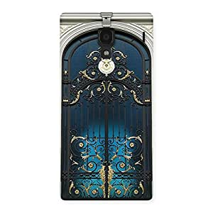Stylish Royal Door Print Back Case Cover for Redmi 1S