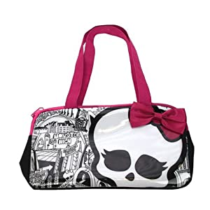 Monster High Handbag (White)