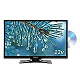 Finlux 22 Inch TV/DVD Combi 12V Travel Plus Model Full HD (22FBE274B-NCM)