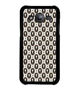 ifasho Designer Phone Back Case Cover Samsung Galaxy J2 J200G (2015) :: Samsung Galaxy J2 Duos (2015) :: Samsung Galaxy J2 J200F J200Y J200H J200Gu ( Desi Women Beautiful Eyes )