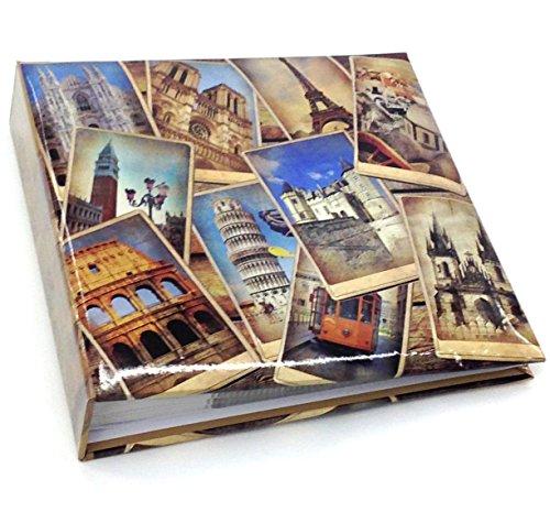 arpan-10-x-15-cm-vintage-collage-uk-european-travel-memo-photo-album-for-200-photos-4-x-6