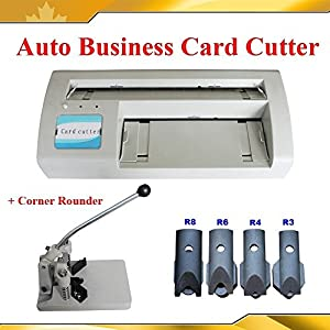 Amazon Com Electric Business Card Slitter Corner