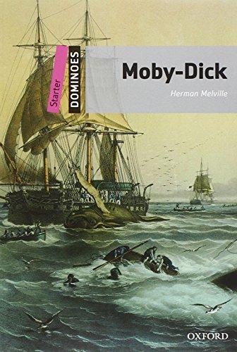 Moby Dick. Dominoes starters. MultiROM Pack