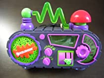 Nickelodeon Time Blaster AM/FM Alarm Clock Radio