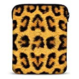 Leopard Print Neoprene Tablet Sleeve Case for 10