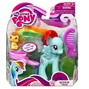 My Little Pony Basic Pony Rainbow Dash