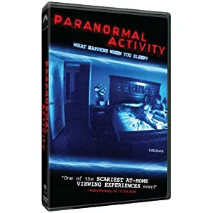 Click to buy Scariest Movies of All Time: Paranormal Activity from Amazon!