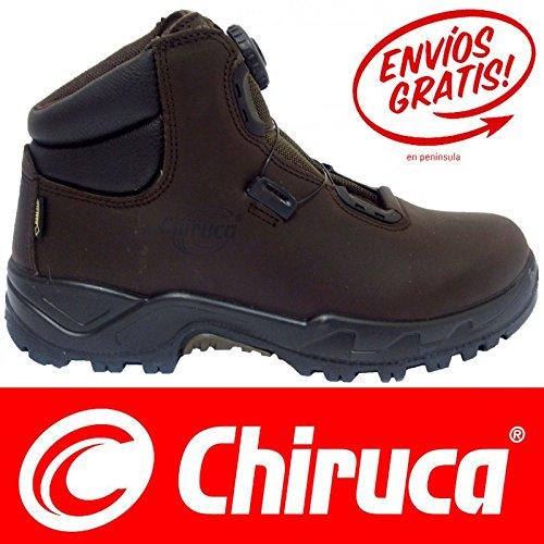 CHIRUCA ,  Scarpe da camminata ed escursionismo uomo marrone Size: 40