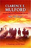 Bar-20 Days (Hopalong Cassidy Novel)