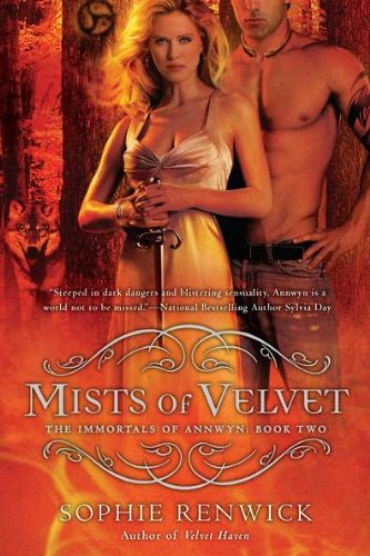 Image of Mists of Velvet: The Immortals of Annwyn: Book Two (Annwyn Chronicles)