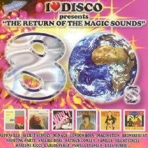 I Love Disco 80's Vol.3