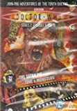Doctor Who Dvd Files #12 - Series 2 Episodes 9 & 10 - The Satan Pit Part 2 of 2 & Love and Monsters - DVD ONLY