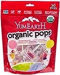 YumEarth Organic Lollipops, 12.3 Ounc...