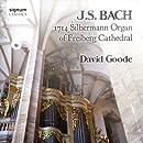 1714 Silbermann Organ of Freiburg Cathedral